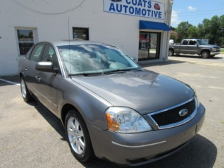 2006 ford 500 awd limited