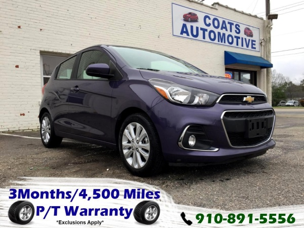 2017 Chevrolet Spark in Coats, NC