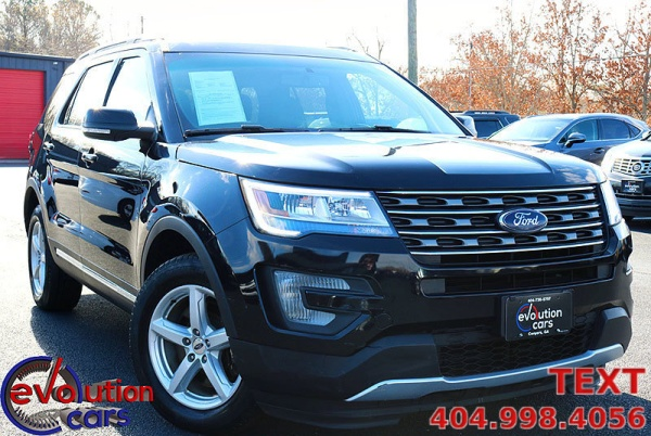 2017 Ford Explorer in Conyers, GA