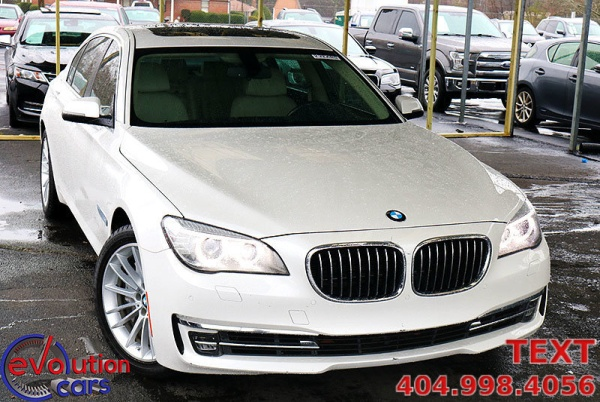 2014 BMW 7 Series in Conyers, GA