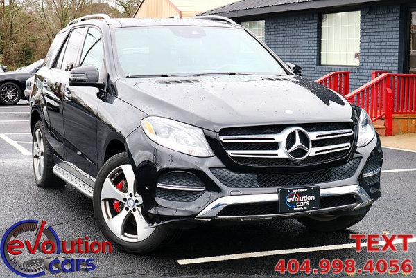 2016 Mercedes-Benz GLE in Conyers, GA