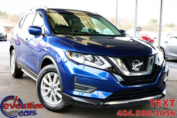 2017 Nissan Rogue in Conyers, GA