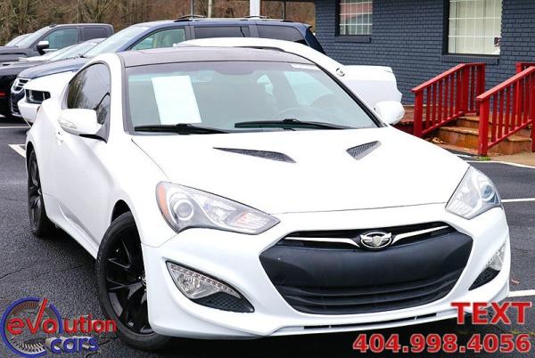 2013 Hyundai Genesis Coupe in Conyers, GA