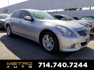 Infiniti For Sale >> Used Infiniti For Sale Search 14 534 Used Infiniti Listings Truecar