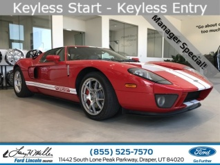 Ford Gt Dr Coupe For Sale In D R Ut
