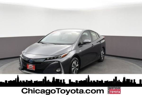2018 Toyota Prius Prime in Chicago, IL