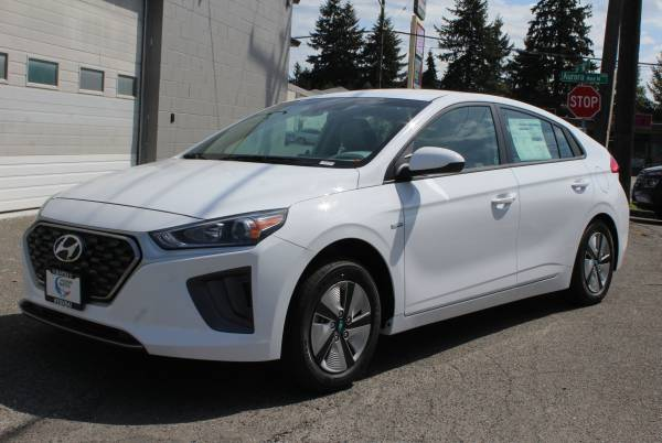 2020 Hyundai Ioniq in Seattle, WA