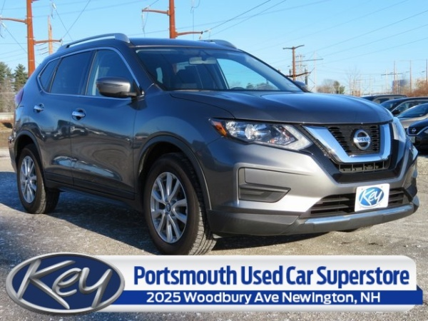2017 Nissan Rogue in Newington, NH
