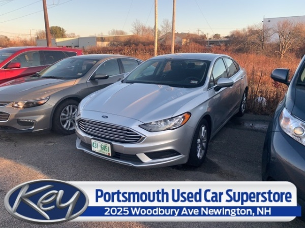 2017 Ford Fusion in Newington, NH