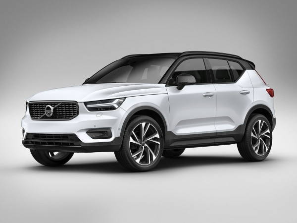 2020 Volvo XC40 in Santa Monica, CA