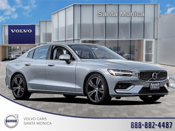 2019 Volvo S60 T5 Inscription