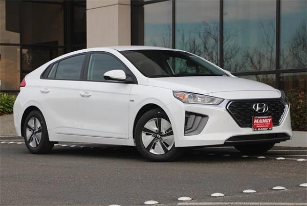 2020 Hyundai Ioniq in Santa Rosa, CA
