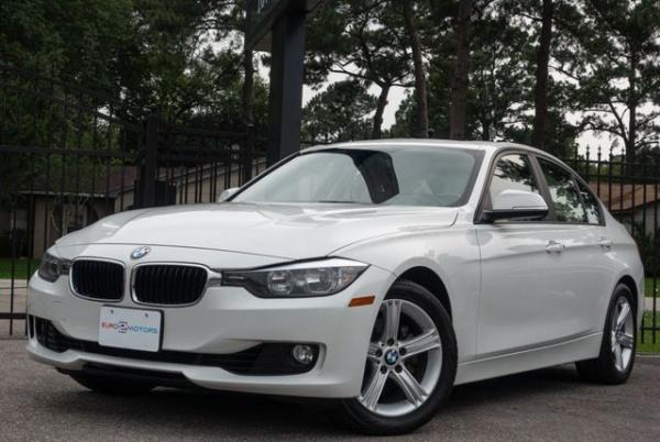 2014 BMW 3 Series in Spring, TX