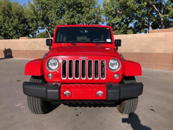 2017 Jeep Wrangler in Phoenix, AZ
