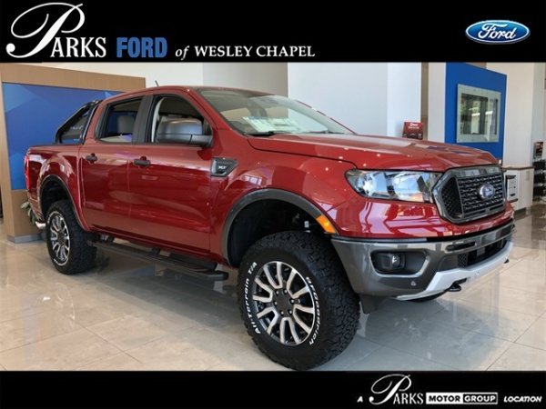 2020 Ford Ranger in Wesley Chapel, FL