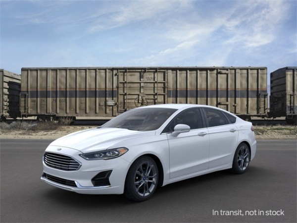 2020 Ford Fusion in Wesley Chapel, FL