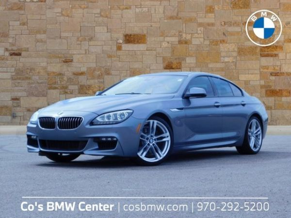 2015 BMW 6 Series in Loveland, CO