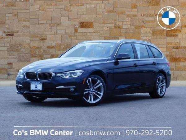 2017 BMW 3 Series in Loveland, CO