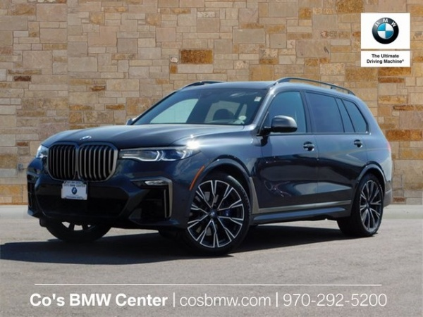 2020 BMW X7 in Loveland, CO