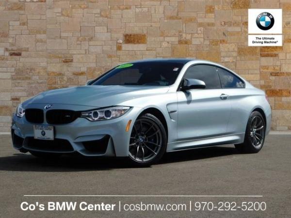 2017 BMW M4 Base
