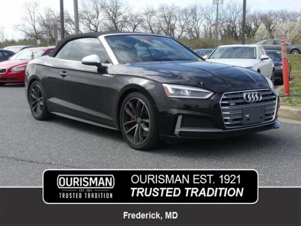 2018 Audi S5 in Frederick, MD