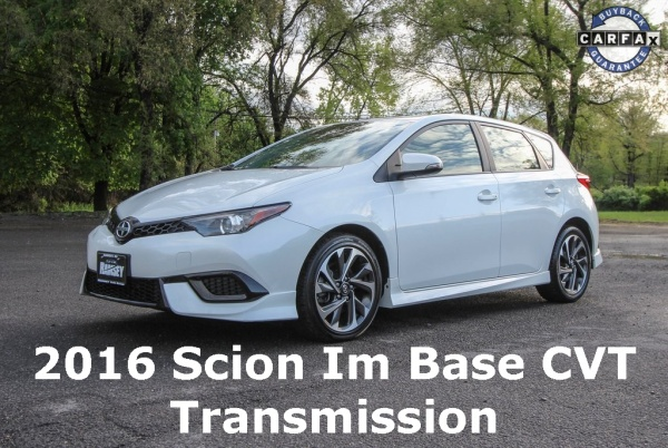 2016 Scion iM