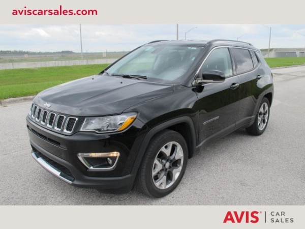 2019 Jeep Compass in Fort Lauderdale, FL