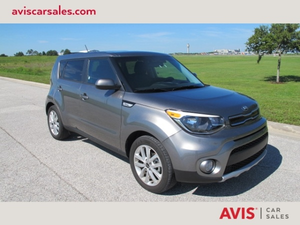 2019 Kia Soul in Miami, FL