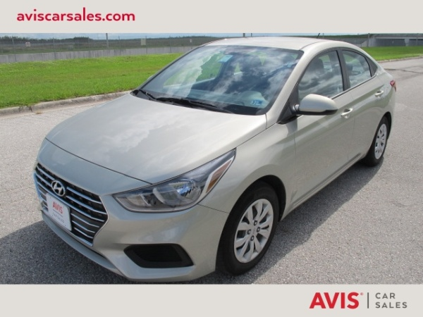 2019 Hyundai Accent in Orlando, FL