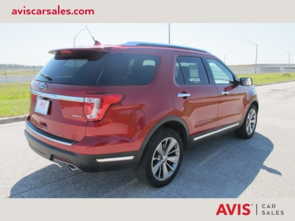 2018 Ford Explorer in Orlando, FL