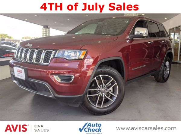 2019 Jeep Grand Cherokee in Tampa, FL