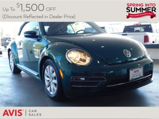 2017 Volkswagen Beetle 1 8t S Convertible Auto For In Tampa Fl