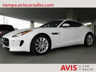 Used 2017 Jaguar F TYPE Premium Coupe RWD Automatic For Sale In Tampa, FL
