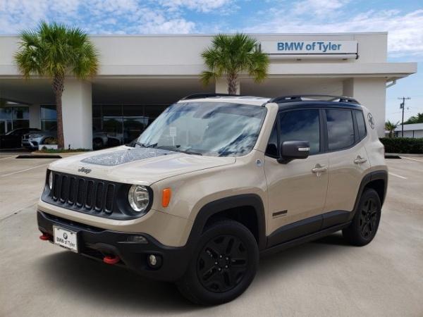 2017 Jeep Renegade in Tyler, TX