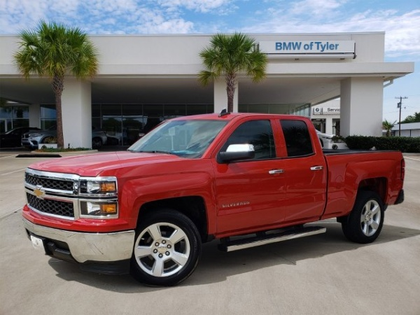 2015 Chevrolet Silverado 1500 in Tyler, TX