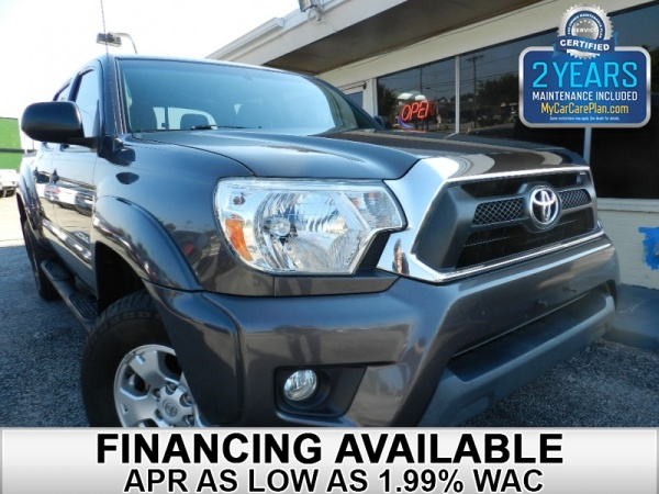 2015 Toyota Tacoma 4WD Double Cab Short ... $20,995 Richardson, TX