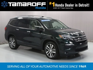 2017 Honda Pilot Touring Awd For In Southfield Mi