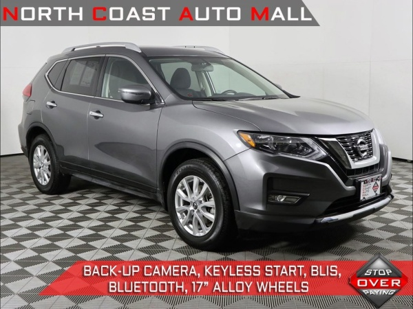 2017 Nissan Rogue in Cleveland, OH