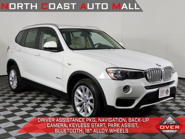 2017 BMW X3 in Cleveland, OH