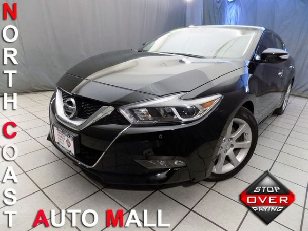 2016 Nissan Maxima in Cleveland, OH