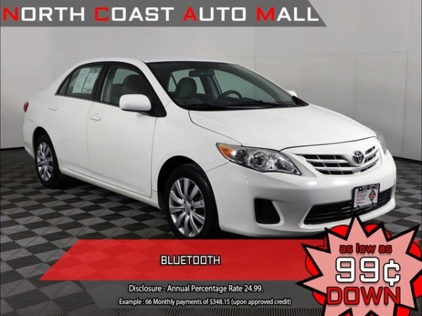 2013 Toyota Corolla in Cleveland, OH