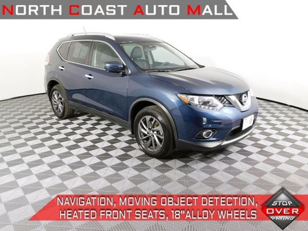 2016 Nissan Rogue in Cleveland, OH