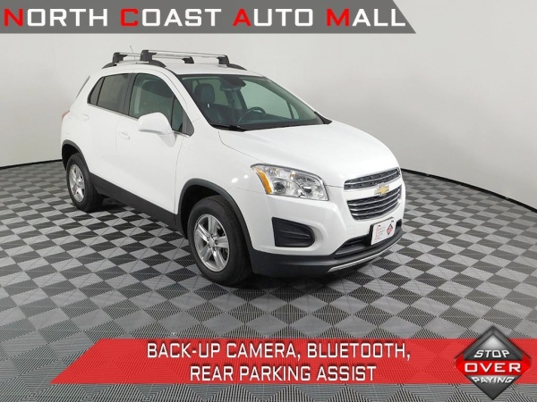 2016 Chevrolet Trax in Cleveland, OH