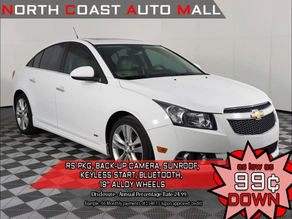 2014 Chevrolet Cruze in Cleveland, OH