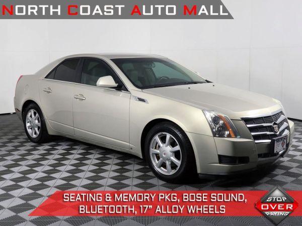 2009 Cadillac CTS 1SA