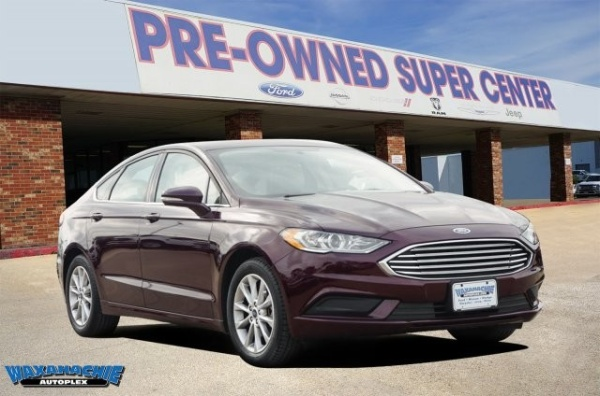 2017 Ford Fusion in Waxahachie, TX