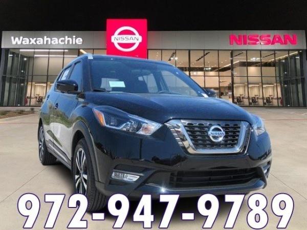 2019 Nissan Kicks SR