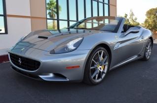 Used 2010 Ferrari California Convertible For Sale In Las Vegas, NV
