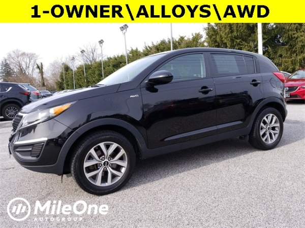 2016 Kia Sportage in Lutherville, MD