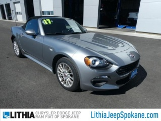Used 2017 FIAT 124 Spiders for Sale | TrueCar